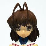 日本学生服の女の子のアクション・フィギュアプラスチック