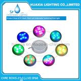 éclairage LED sous-marin imperméable à l'eau de syndicat de prix ferme de 24W DEL de lumière sous-marine de lampe