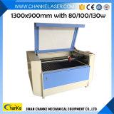 600x900mm130W Tubo de CO2 16-18mm madeira cortadas a laser