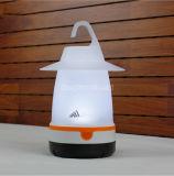 Luz al aire libre de la tienda del LED, Portable plegable la luz escalable del campo