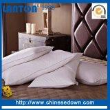 2017 Nuevo diseño de color blanco de almohada de plumón de pato