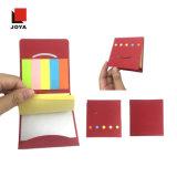 Le modèle neuf a personnalisé le bloc-notes coloré de bureau