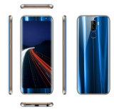 """6.1 """" 18:9 traseiros duplos cheios curvados Mt6750t da câmera de Smartphone 3000mA 4+64G da tela da tela podem expandir a memória a 256GB"""