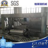 Usine remplissante de l'eau de tambour de baril de 5 gallons avec la machine d'empilement