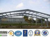 Vorfabrizierte Stahlkonstruktion-Industrieanlage