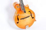 Mandolina completamente Handcrafted de la dimensión de una variable de la música F de Pango (PIB-014)