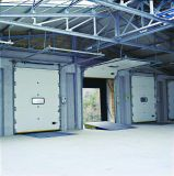 Industriële Sectionele Hoge snelheid Ce-Goedgekeurde Automatische LuchtDeur (Herz-SD017)