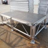 Высококачественный алюминиевый для использования вне помещений в случае