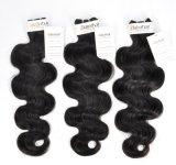 Peruanische Karosserien-unverarbeitetes Jungfrau-Haar für Salon (Grad 9A)
