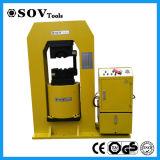 Máquina de la prensa hidráulica para la honda de la cuerda de alambre