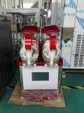 Cer genehmigte das 2 Becken-Eis Puppie Schlamm-Maschine