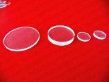 Ontruim de Gesmolten Lens van het Kwarts van het Kiezelzuur Opgepoetste Optische Glas