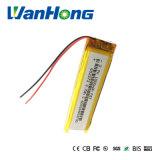 batterie rechargeable de 1000mAh 652272 Lipo pour l'appareil-photo de garniture de DVD