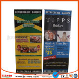 La qualité imprimées 80*200cm Roll up Banner