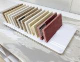 Soporte de escritorio de la piedra de acrílico del cuarzo