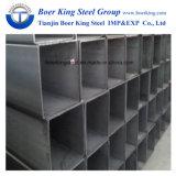 Plaza de soldado/tubo de acero de los cuerpos huecos rectangulares