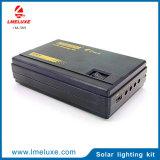свет солнечной системы 3W перезаряжаемые СИД для функции дома и мобильного телефона поручая