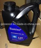Hecho en el aceite lubricante 3GS de la refrigeración del petróleo 4L Suniso del compresor de Bélgica