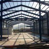 Здание полуфабрикат портальной рамки стальное