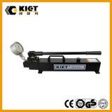 Ultra hydraulische Hochdruckhandpumpe glich mit Hydrozylindern ab