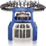 Double informatisé Jersey Jacquard 3 Leviers Machine à tricoter circulaire
