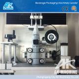 Máquina de etiquetado automática de la funda del encogimiento de la botella del animal doméstico