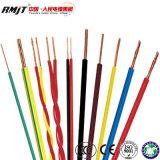 Condutores de cobre com isolamento de PVC Construir o fio elétrico