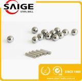 304 302 316 bolas inoxidables de acero de la precisión 316L