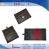 Sacchetto di cuoio del supporto dei documenti del dispositivo di piegatura di archivio dell'unità di elaborazione (5858)