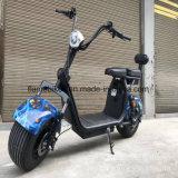 1500W Scooter de mobilidade eléctrica com 2 conjuntos de baterias de lítio