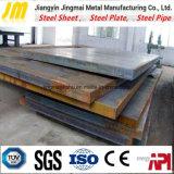 Nm360 Nm400 Maquinaria de ingeniería de alta resistencia de la placa de acero