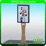 屋外LEDのライトボックスをスクロールするアルミニウムフレーム