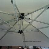 Aluminiumlegierung-im Freienmöbel-Garten-Rom-Regenschirm