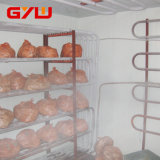Cámara frigorífica de alta densidad de blast freezer a mariscos