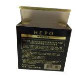 Zurückführbarer kleiner Goldkarton-Kasten mit kundenspezifischem Drucken