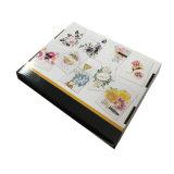 Cmyk impreso personalizado regalo Caja Postal de Cartón Ondulado
