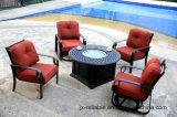 Populäre Feuer-Vertiefung-gesetzte Garten-Möbel