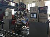 Máquina de solda circunferencial para cilindro de gás GPL