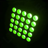 В силу света 25ПК 3в1 LED RGBW матрицы 5X5 Cel 30W