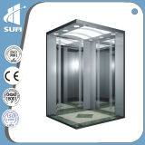 رفاهية زخرفة مقصور كبيرة قدرة مسافر مصعد