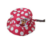 Sombrero promocional de Sun del compartimiento de la pesca para el bebé (LB15047)
