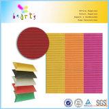 Fabricados Artesanato papel ondulado