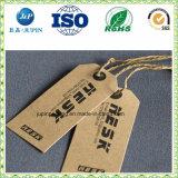 La alta calidad modificó la etiqueta y la escritura de la etiqueta para requisitos particulares tejida (jp-t013) de la caída de la marca de fábrica de la manera