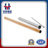 Tubi principali dell'acciaio inossidabile del grado 201 di Huaye con il materiale dell'AOD
