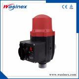 Interruttore della pompa del regolatore di pressione per il rifornimento idrico