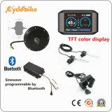 Bluetooth APP con il kit 3000W 5000W 8000W del motore della bicicletta di Elecric dello schermo a colori di TFT