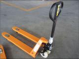 3-5 toneladas de la carretilla de la pompa hydráulica de la mano de la paleta de Gato de carro de paleta resistente