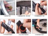 Tipos vendedores calientes del Amazonas varios de kits de reparación de la bicicleta del neumático