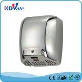 Secador caliente automático durable resistente de la mano para el tocador público