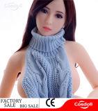 boneca despida do sexo da menina de 165cm que está a boneca peludo do sexo do Vagina da boneca não inflável do sexo para homens